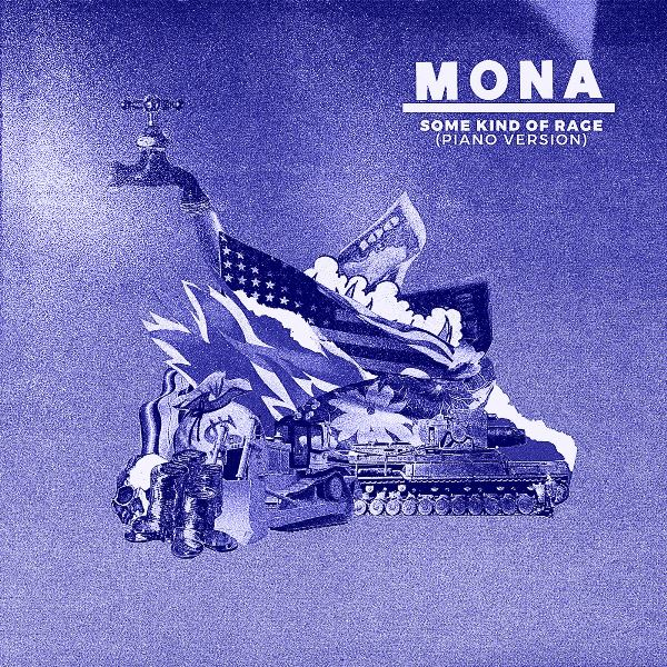 Mona - Some Kind Of Rage (Piano Version)