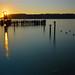 Tilow Beach, Sunset, Tacoma, Washington