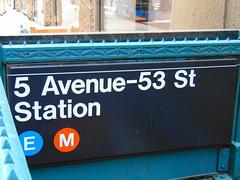 53rd Street (New York, New York)