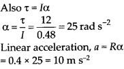 NCERT Solutions for Class 11 Physics Chapter 7 System of particles and Rotational Motion 13