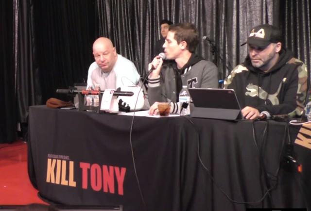 KILL TONY #320