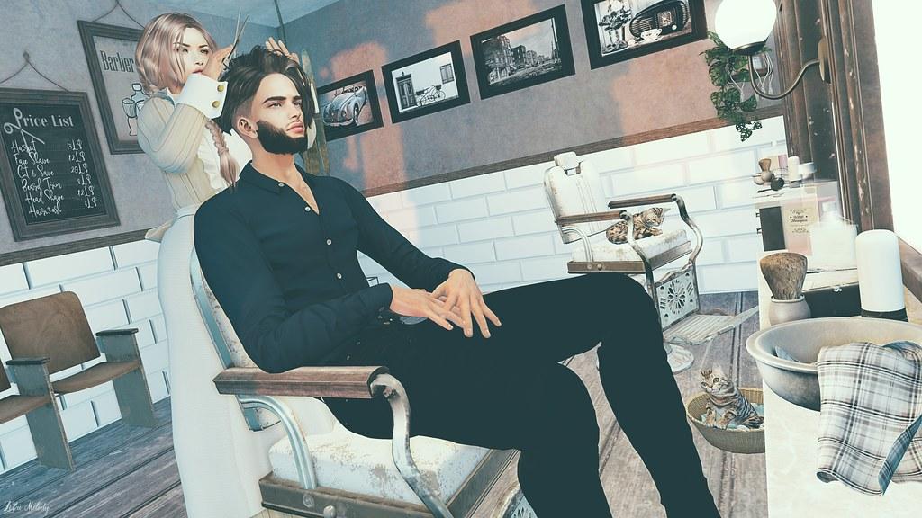 #170 Valentino's Barber Shop@Serenity Style