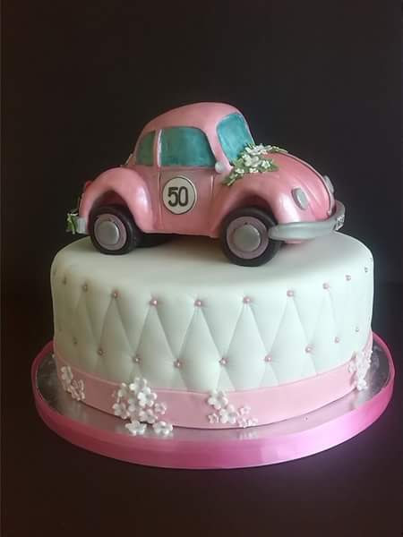 Volkswagen Cake by Rock and Craft
