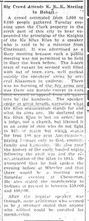 2018-11-15. 6-26 mtg, Gazette, 6-29-1923