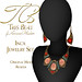 Tres Beau Inca Jewelry Set AD