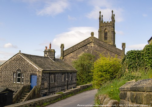 Cross Stone (St Paul's) Church, Todmorden.