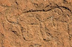 Petroglyph in Bandelier National Monument DSC_0387_edited-1