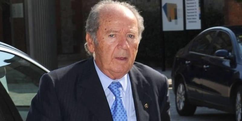Mantan presiden Barcelona Nunez meninggal