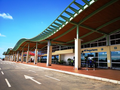 Cebu Pacific Now in Panglao International Airport