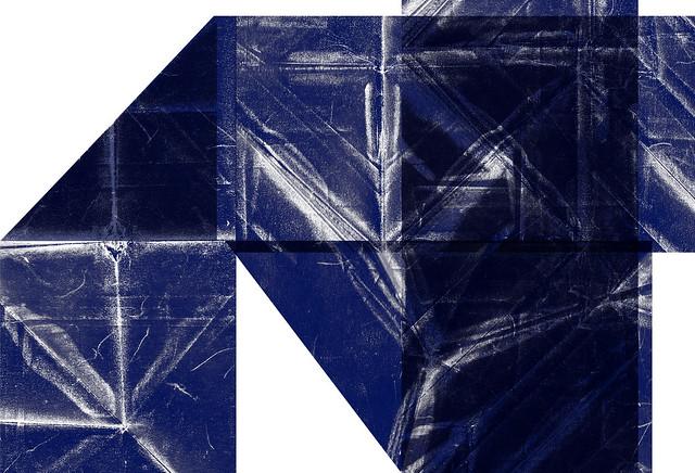 Sanne van de Goor 個展「Folding Thoughts」を開催します
