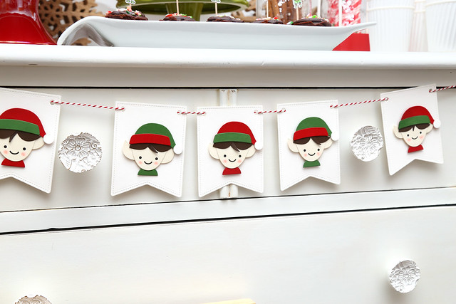 Elf party (for Lawn Fawn)