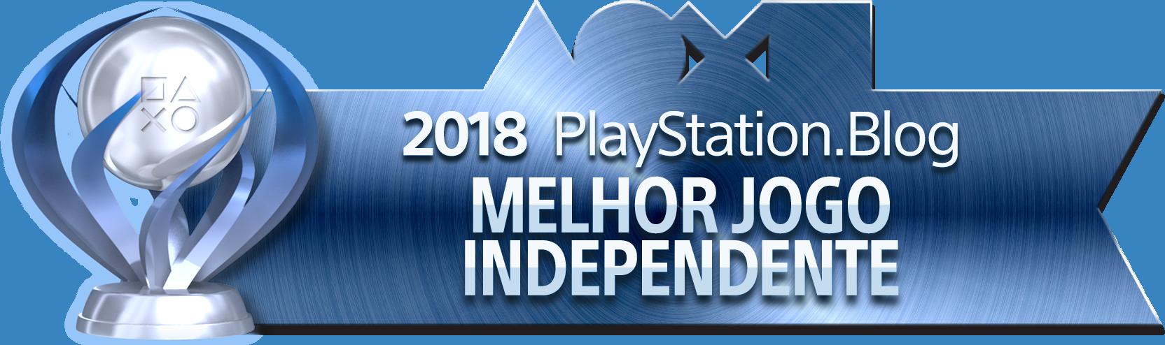Best Independent Game - Platinum