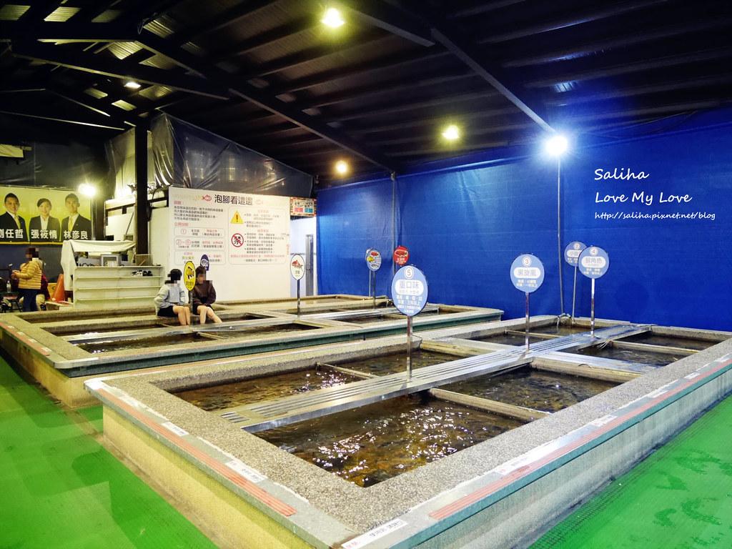 宜蘭礁溪一日遊景點推薦礁溪湯圍溝重口味溫泉魚泡腳魚池 (1)