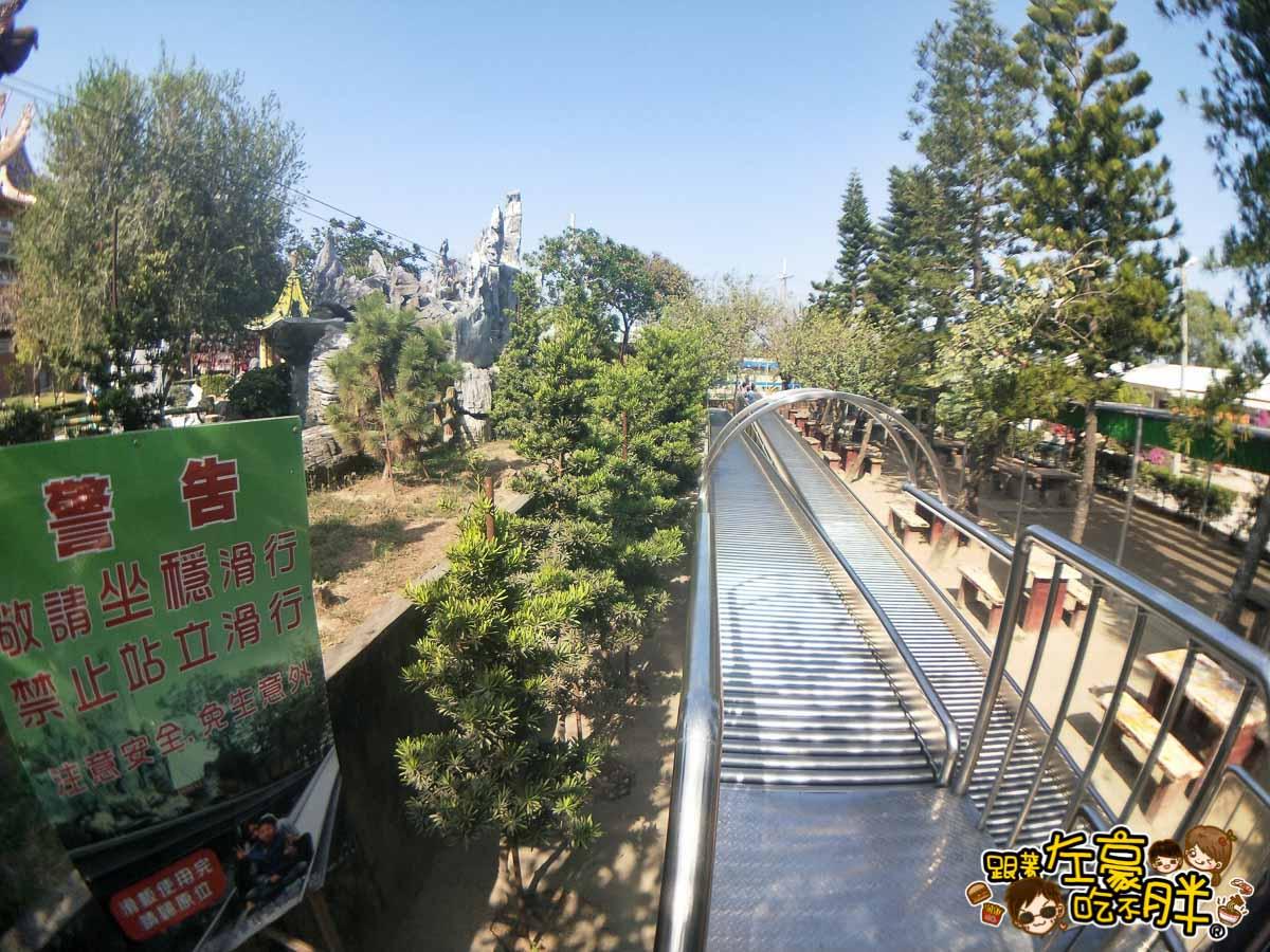 台南佳福寺溜滑梯(台南親子旅遊)-32