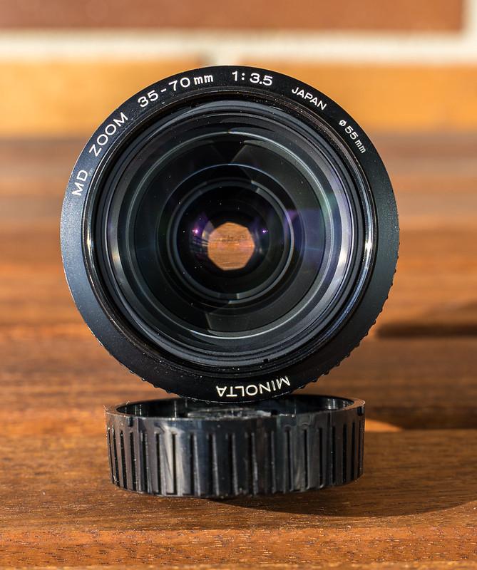 [VENDO] Minolta MD 35-70mm f3.5 + Adaptador E-mount en Camaras y Objetivos32786550138_185b13ec92_c