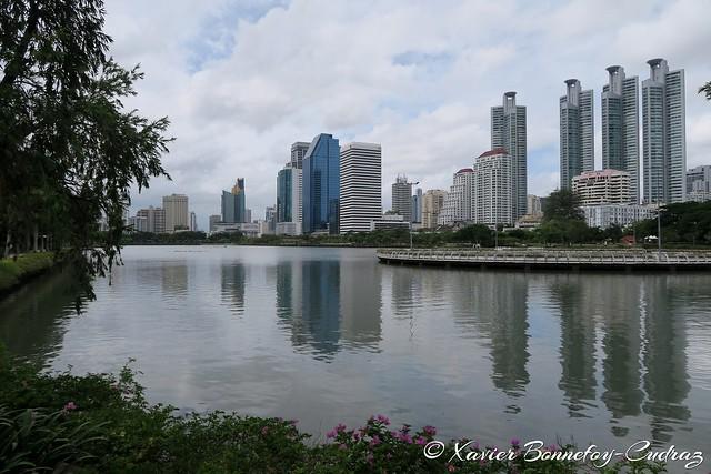 Bangkok - Benjakitti Park
