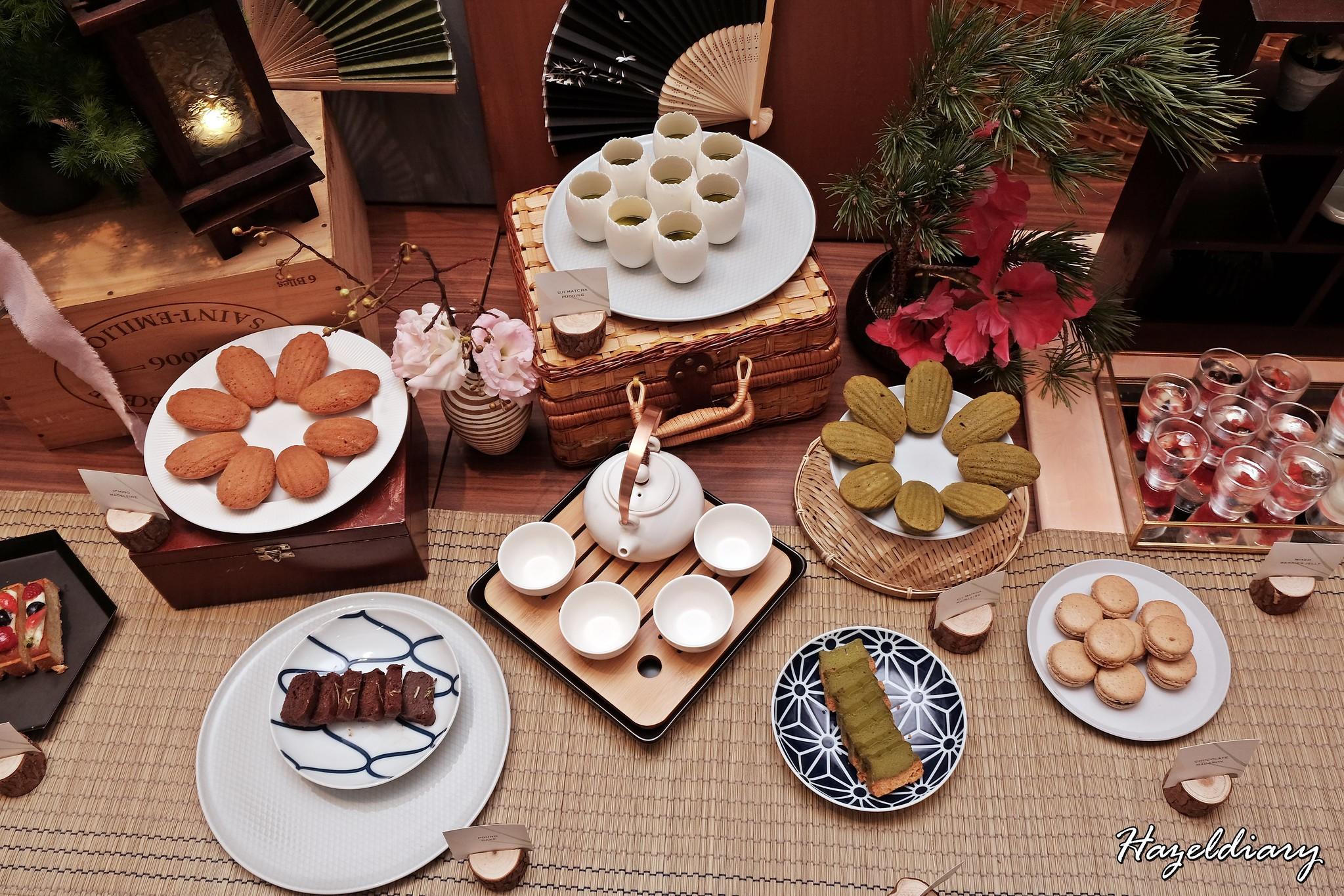 [SG EATS] 3-Course Lunch Menu + Oh! Matcha Season of Ichigo Afternoon Delight Dessert Buffet At Lewin Terrace