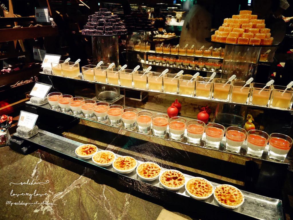 台北飯店下午茶吃到飽氣氛好浪漫約會推薦情人節大餐君品酒店雲軒西餐廳 (15)