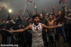 Great March of Return Protest, Gaza Strip, 26.10.2018