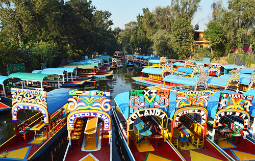 Xochimilco - Mexico City