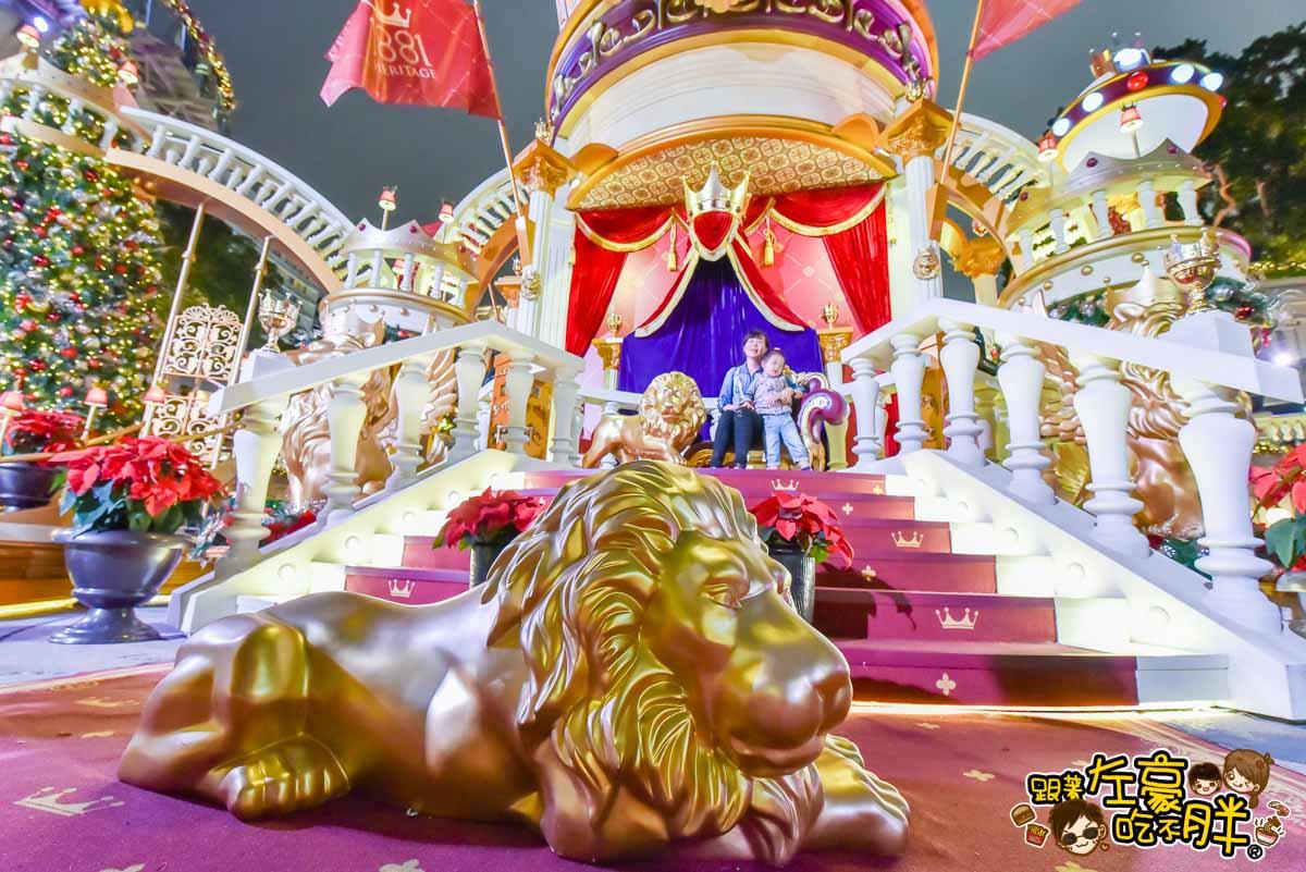香港聖誕節 尖沙咀海港城聖誕裝飾-55