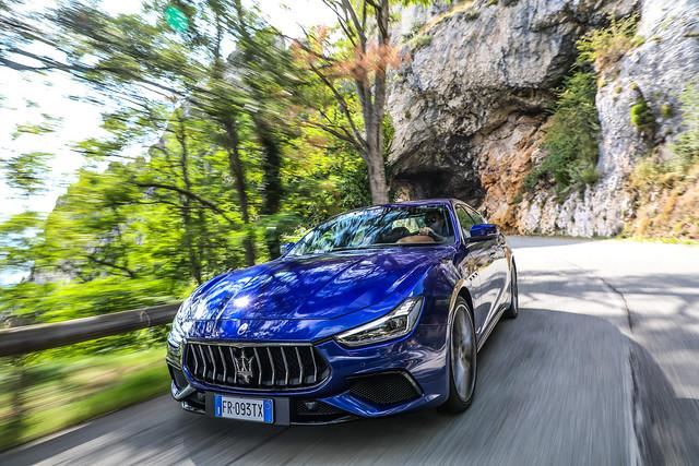 Comprar Maserati Ghibli