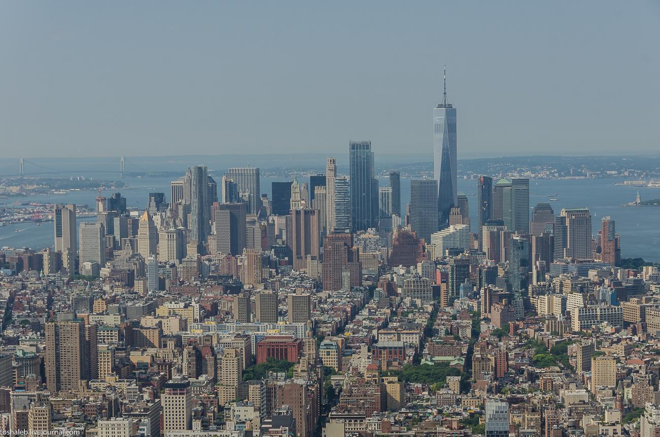 Нью-Йорк_Empire State Building-61