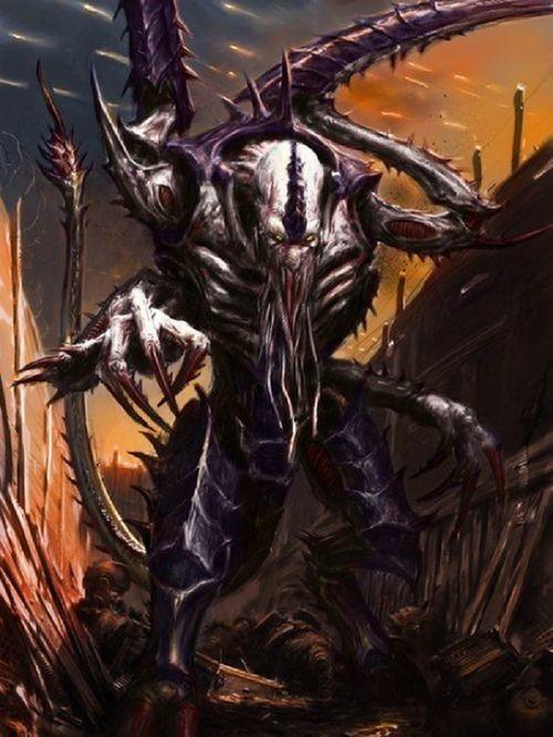 [Crazy Orc, 08.12.18] Tyranides vs Squats (4000pts) 44427124650_a152bbbf15_b