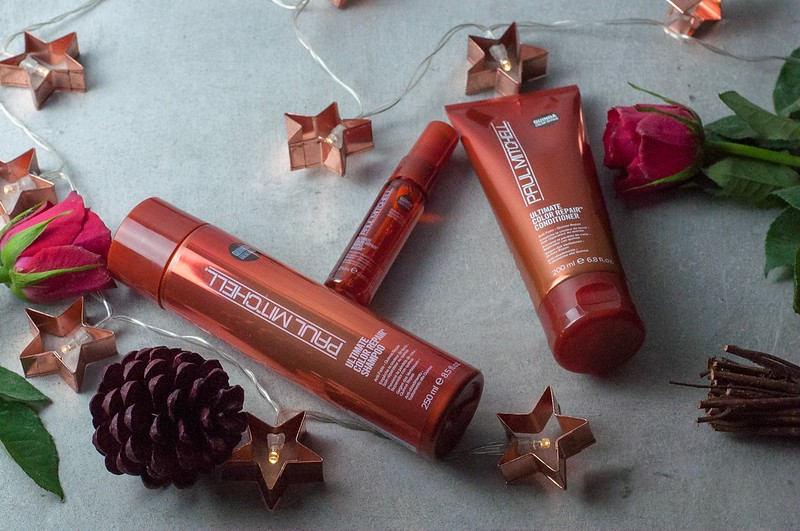 Ultimate Colour Repair Hair Range Cruelty Free