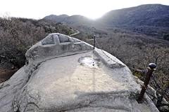 ...El Escorial...Silla de Felipe II...