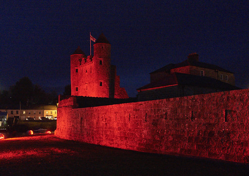 cofermanagh enniskillen flickrelite leicaq nireland ulster leica war red colorful colour castle cityscape buildings history flickr light view historic
