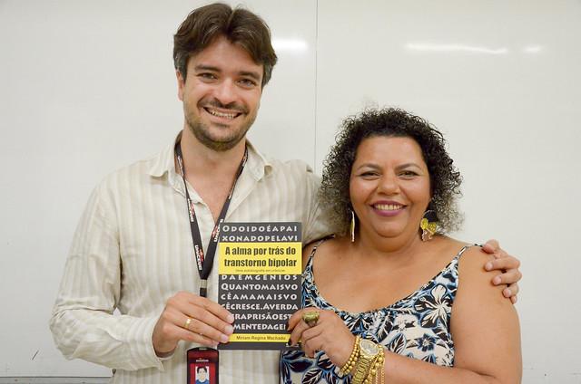 Lançamento do Livro da Professora Miriam Regina