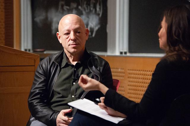 Brian Michael Bendis at MIT: The 2018 Julius Schwartz Lecture