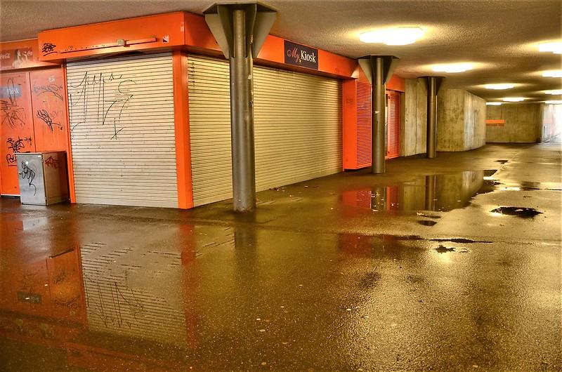 Baselstrasse Tunnel 12.11.2018