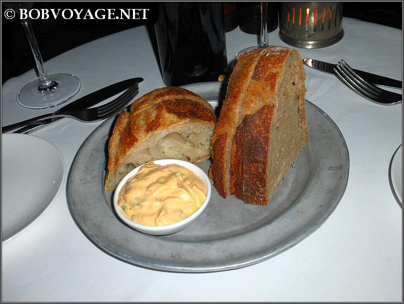 מנת לחם ב- קופי בר (coffee bar)