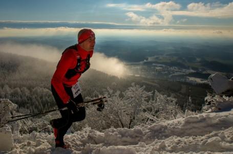 Letos to snad Liberec natře Beskydám, těší se pořadatel Winter SkyRace