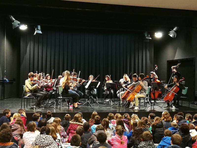 Santa Cecília 2018 - matí d'escoles