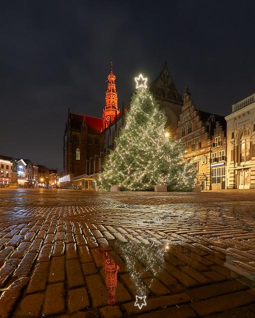 Haarlem in kerstsfeer