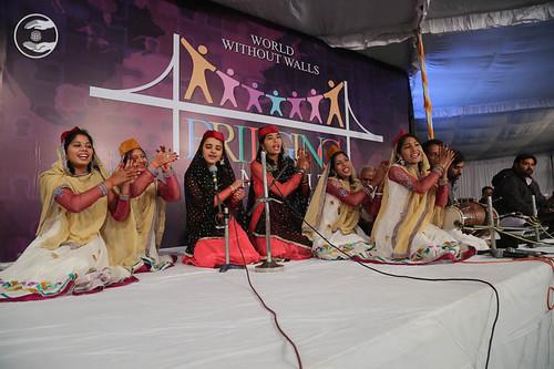 Devotional song by devotees from Churu RJ
