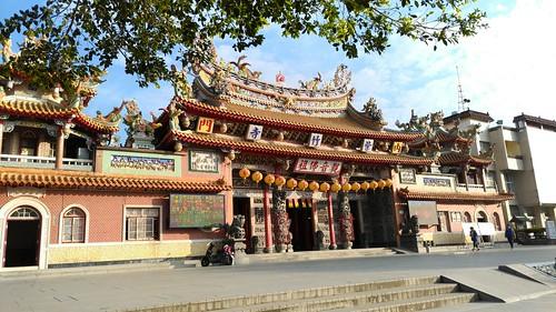 Zizhu temple 紫竹寺 20181125