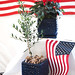 Veterans Day Flowers - Photo courtesy Lynne Tischler, AAF, CPFD, PFCI, with Jessie Thompson and Stacey Kreitzer of Your Enchanted Florist in St. Paul, Minnesota.yourenchantedflorist.net