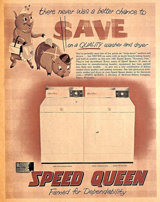 Speed Queen 1961