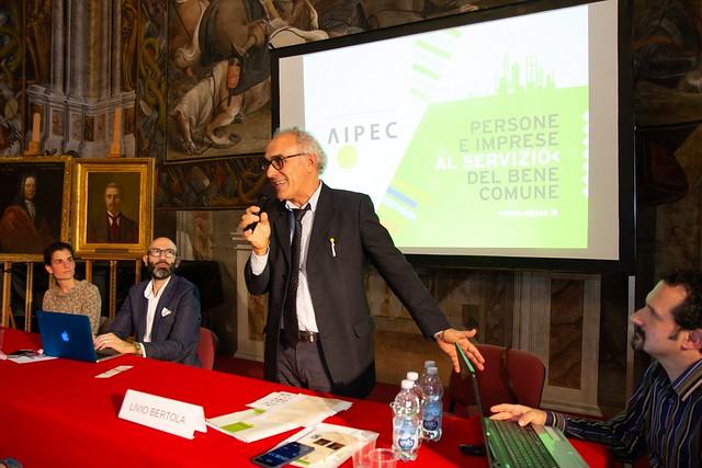 """2018.10.19 Savigliano (CN) - Seminario """"Terzo Settore e Imprenditoria: Una collaborazione possibile"""""""