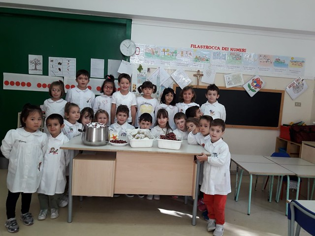 scuola uva polignano