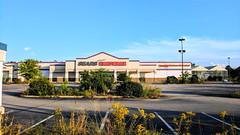 Abandoned Sears Hardware (North Windham, Conencticut)