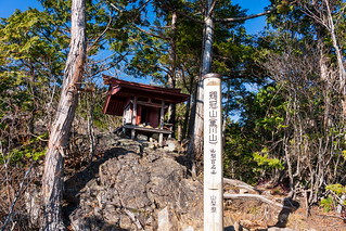 鶏冠神社奥社