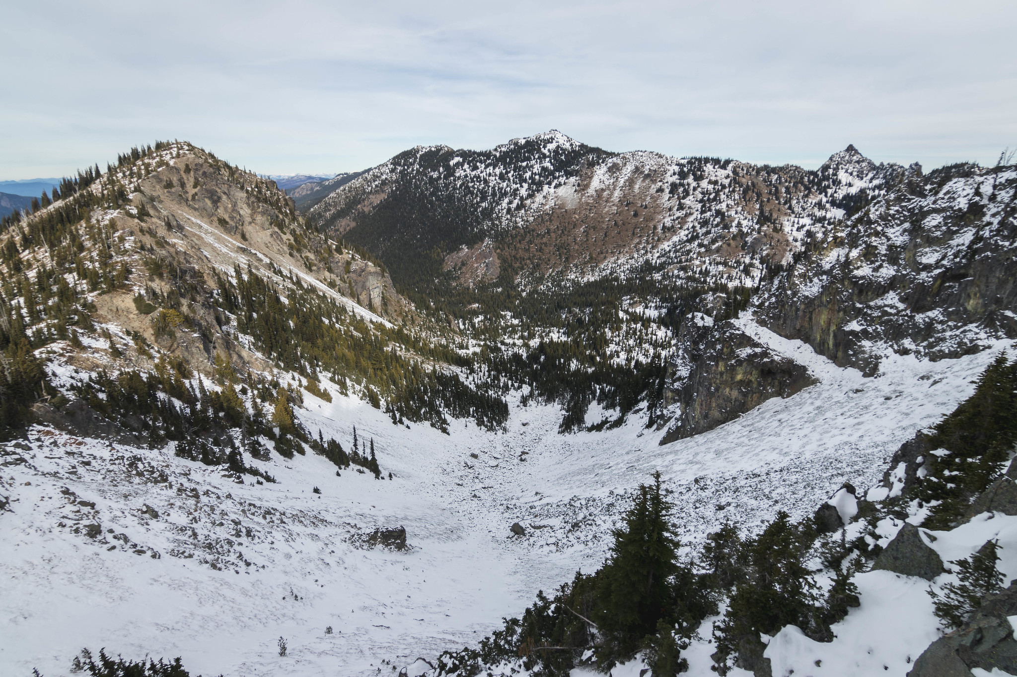 Crystal Creek Basin