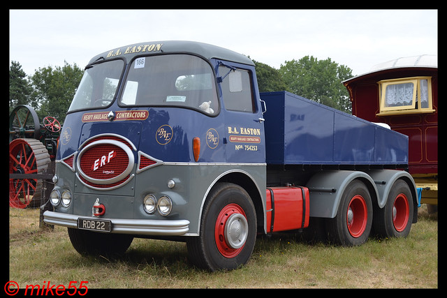 ERF KV 'B.A. Easton' reg RDB 22