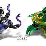 LEGO Ninjago Legacy 2019 70664 06