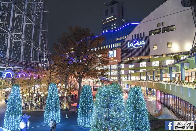 東京巨蛋城市Tokyo Dome City聖誕點燈-42